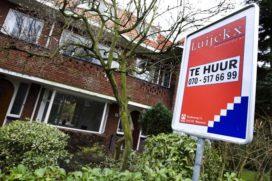 Huurprijs Amsterdamse woning op recordhoogte