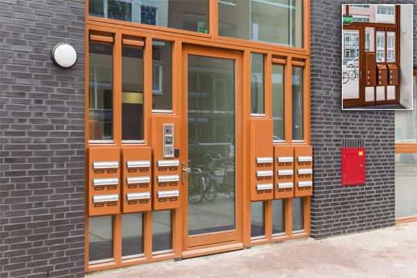 Oostwoud Postkasten