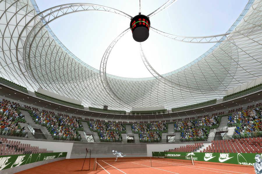 TennisCourt Zwarts en Jansma Architects_RenderSter_vd_Week