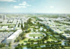 KCAP onder winnaars Zhangjiang Science en Technology City