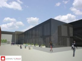Britse School Tervuren krijgt sportcomplex