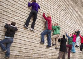 Dans en architectuur komen samen in voorstelling Tetris