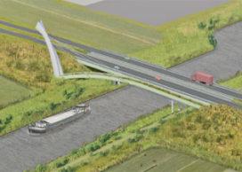 Hommage aan natuur met nieuwe brug