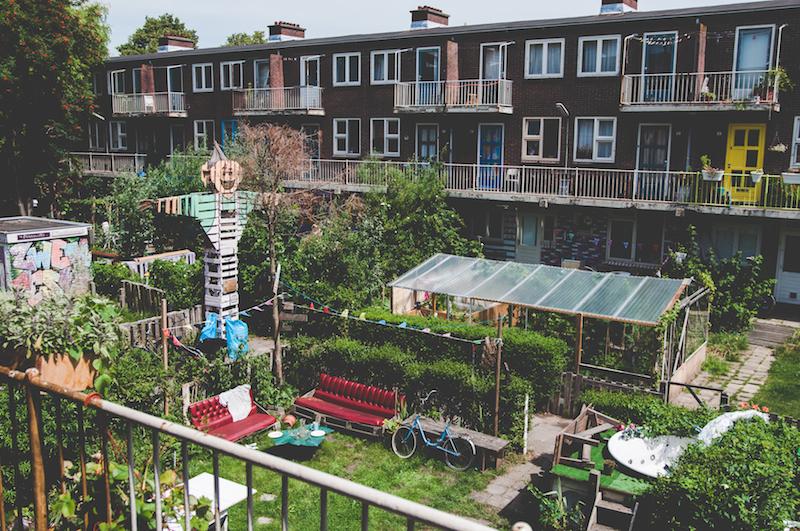 Tiny Houses: van experiment tot oplossing - Opinie Marit Overbeek
