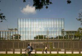 Britse ambassade in Warschau (P) door Tony Fretton