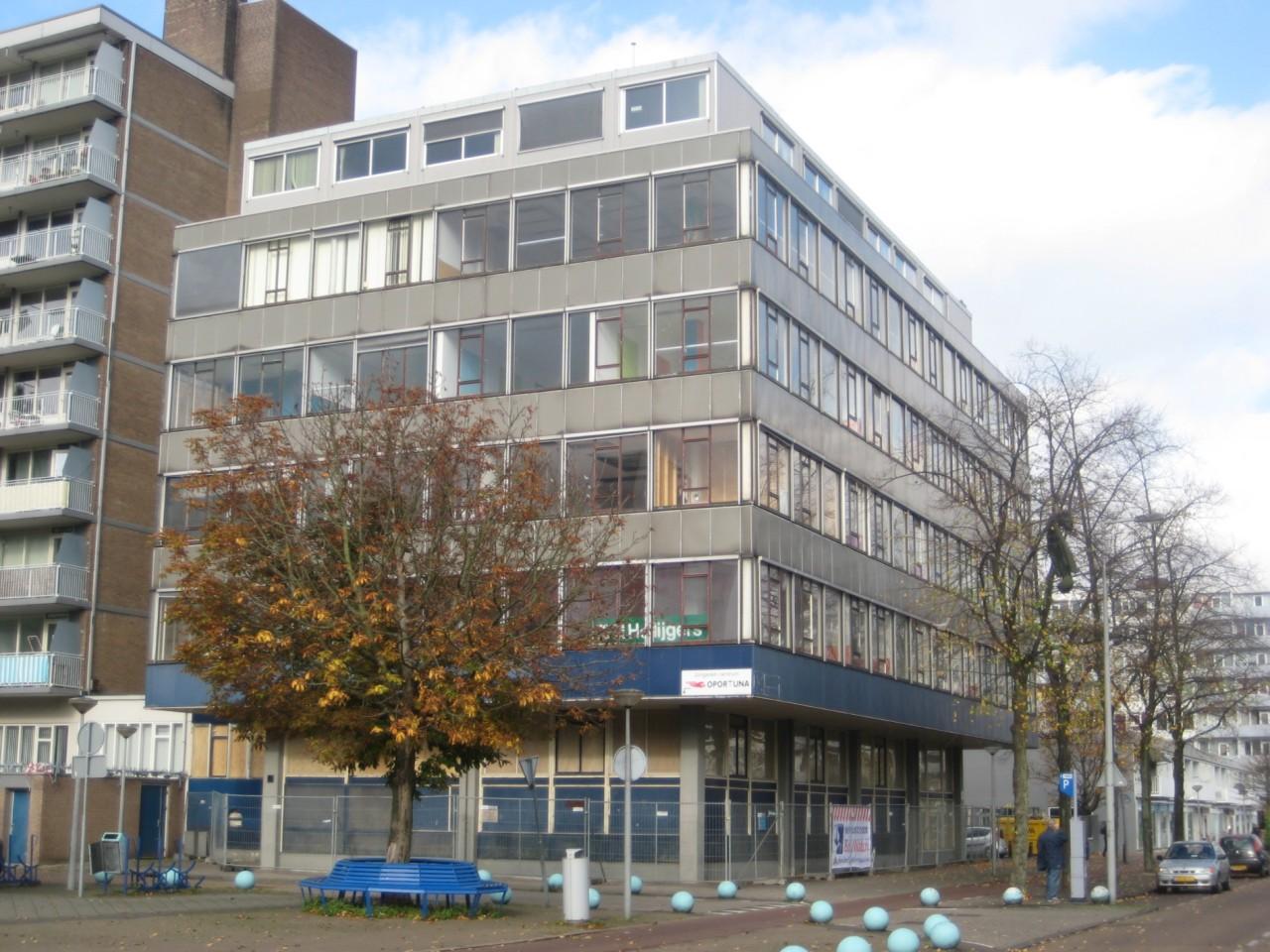Transformatie De Toorop Amsterdam door Ruim Architecten en Heilijgers