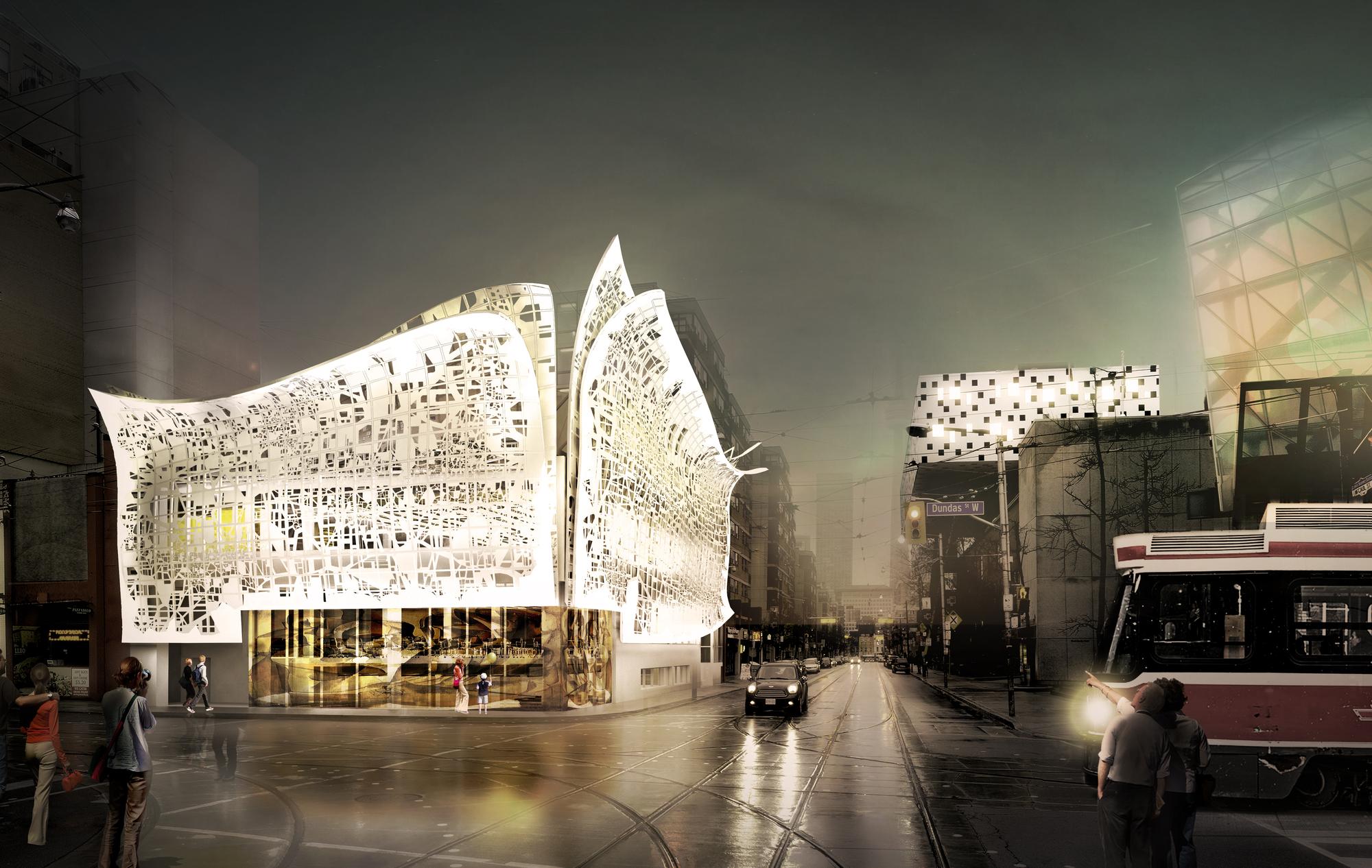 Toronto Paviljoen_Render Ster van de Week