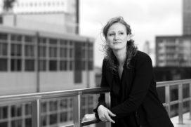 Femke Feenstra directeur bij de Jong Gortemaker Algra architecten en ingenieurs