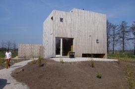 Traphuis van Onix Architecten