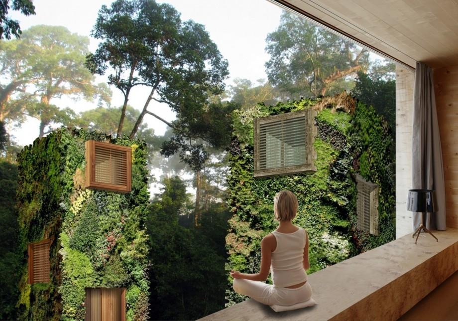 Treehouse door OAS1S