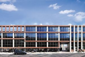 Werkgebouw in Rotterdam door Architektenburo Kühne & Co