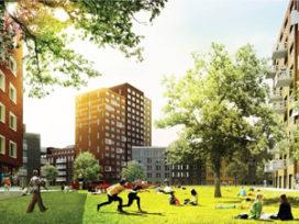Eerste deel studentencampus Leiden geopend