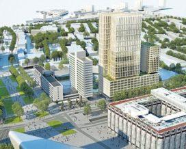 Bezwaar tegen bouw First Rotterdam afgewezen
