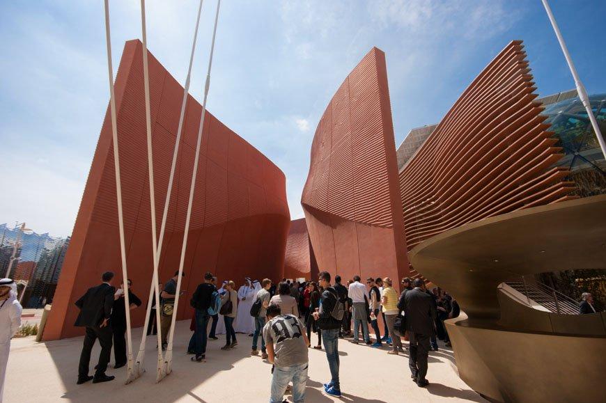 Paviljoen UAB Milaan Expo 2015