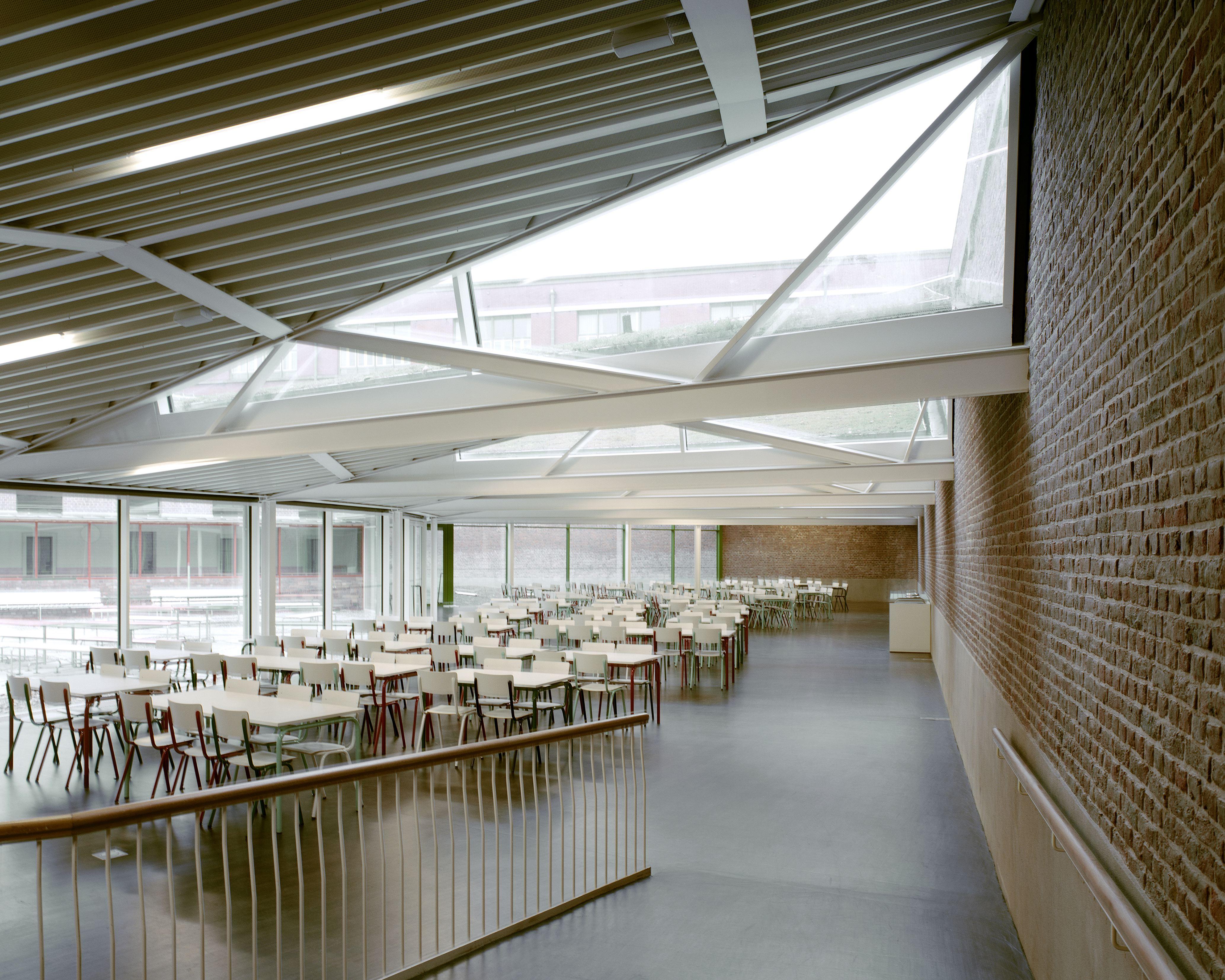 Herbestemming gevangenis hasselt de architect for Interieur hasselt