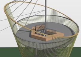 Uitkijktoren Wellerlooi aan de Maas