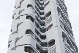 Ardmore Tower Singapore van UNStudio opgeleverd