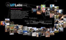 UPLabs: e-Toerisme en e-Cultuur op de Westergasfabriek