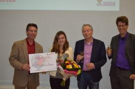 Natasha Sena wint Urbanisme Award 2013