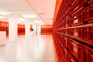 Universiteitsbibliotheek van Amsterdam door Ira Koers en Roelof Mulder