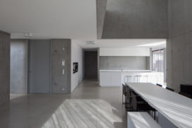 Zelfnivellerend beton