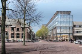 Renovatie stadsbibliotheek Arnhem