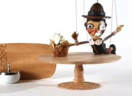 Design van de Week: Dressed for breakfast en Dressed in wood van Marcel Wanders