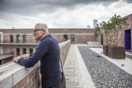 Koen van Velsen onderscheiden met Architect van het Jaar Prijs 2016
