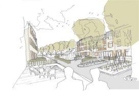 Nieuwe buurt in Heerde door Van Veen Architecten
