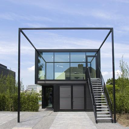 Winnaar Nationaal Staalbouwprijs 2010: Veenhuizen