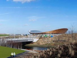 Velodrome wint Design of the Year award