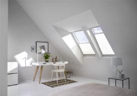 Meer daglicht en ruimte met nieuwe vergunningsvrije VELUX dakkapellen
