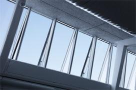 School gerevitaliseerd met VELUX modulaire lichtstraten