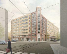 Architectenselectie Fierensblokken Antwerpen