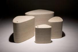 Serie meubelen Tunto van Punkalive