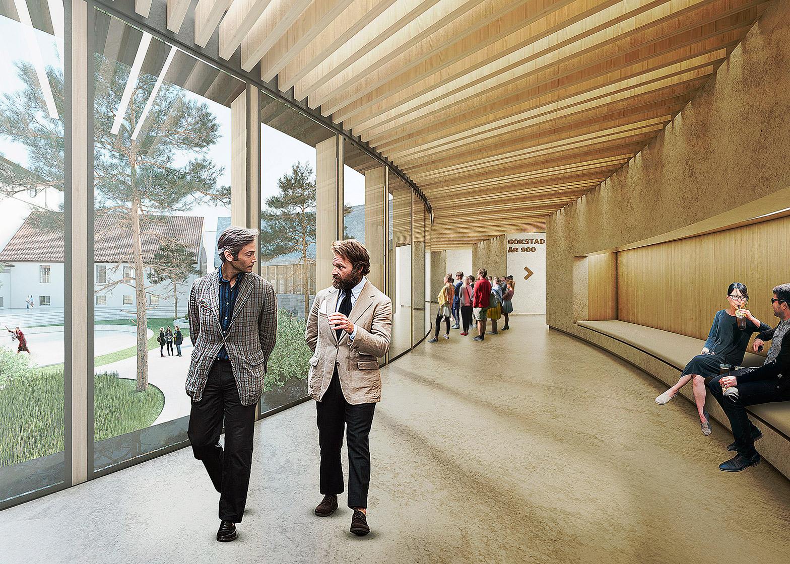 Uitbreiding Viking Museum in AART