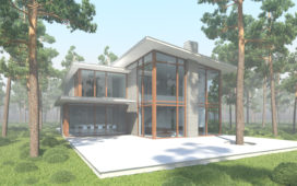 Villa Kerckebosch in Zeist door Engel Architecten