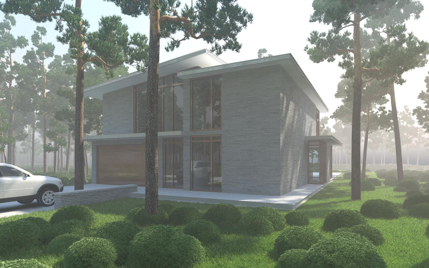 Villa Kerckebosch _ Engel Architecten
