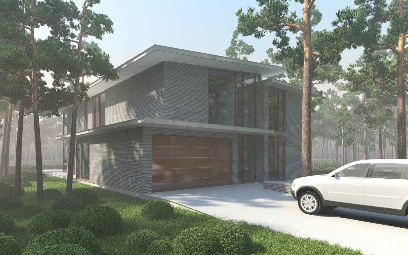 Villa Kerckebosch_Engel Architecten