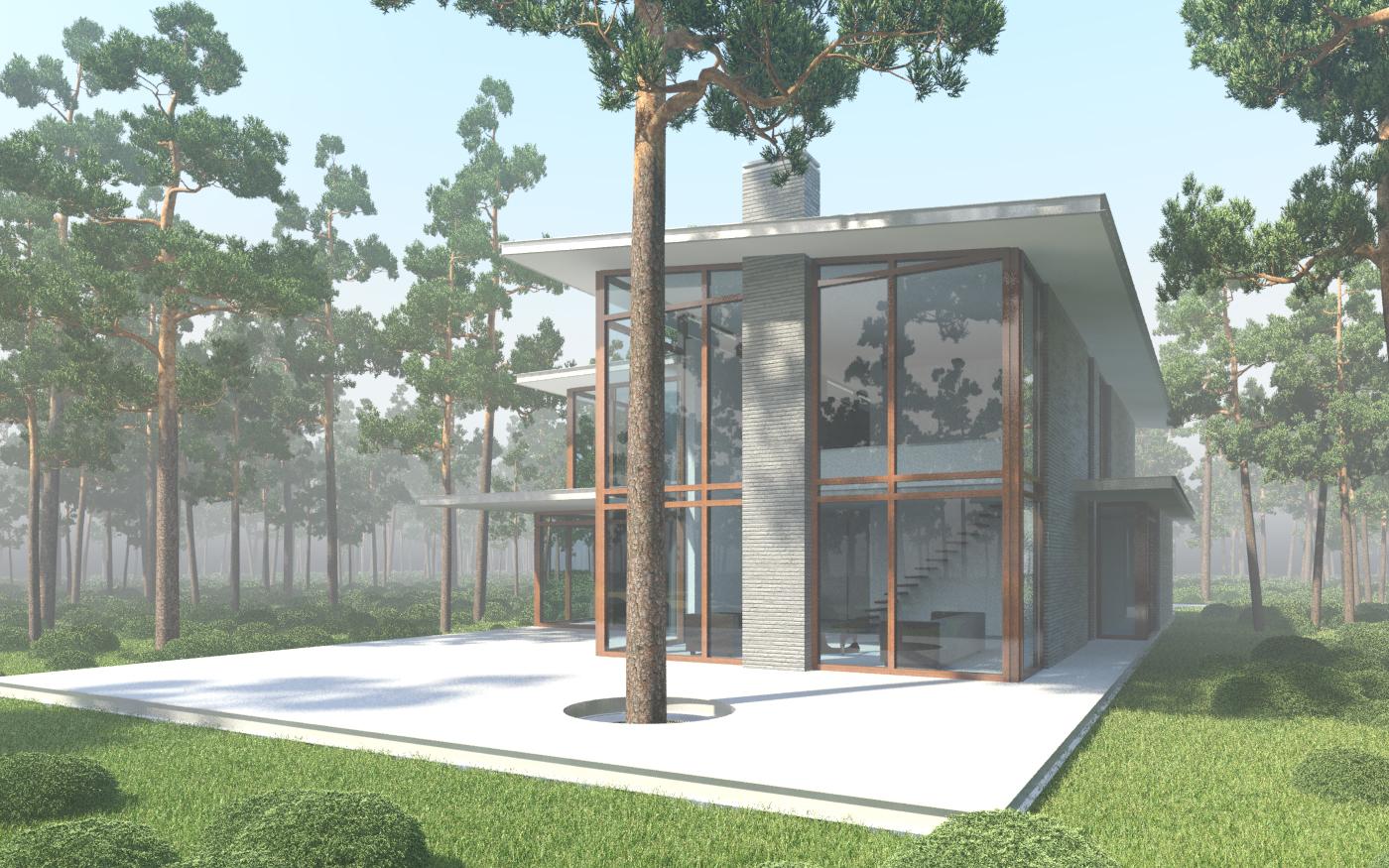 Villa Kerkebosch_ Engel Architecten