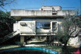 Villa Taddei – Italiaans brutalisme