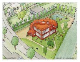 Villa van Atelier Van Lieshout te koop