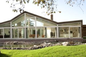 Villa BH in Burgh-Haamstede door WHIM architecture