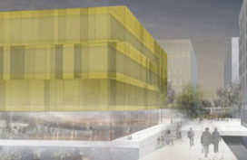 VK Architects pakt geluidsoverlast opleidingscentrum Berchem X aan