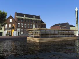 Museum Vlaardingen binnenkort gebouwd