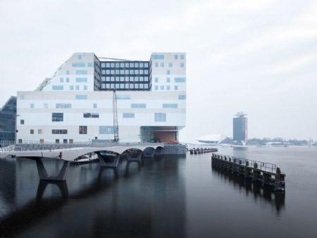 Vluchthavenbrug Amsterdam