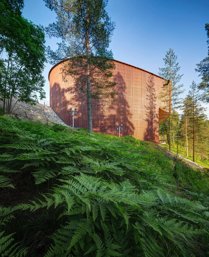 The Finnish Nature Center, Lahdelma Mahlamaki. Foto: Mika Huisman