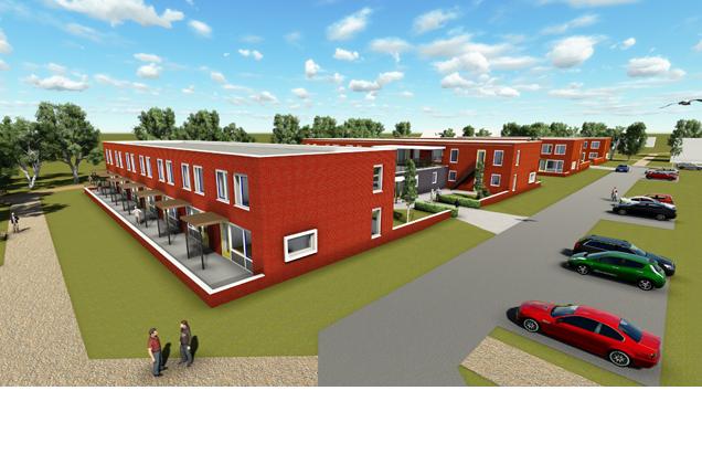 Zorgcomplex het Waal in Emmen