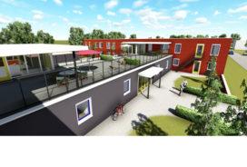 Woonzorglocatie Het Waal in Emmen geopend
