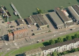 Prijsvraag Warmtehub Brielselaan Rotterdam